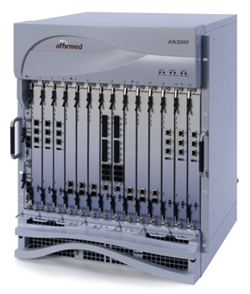 Affirmed use OpenClovis's SAFPlus to enable the unique features of the AN3000